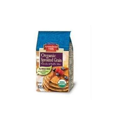 Arrowhead Mills Organic Sprouted Pancake and Waffle Mix - 26 oz