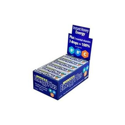 Honees Honey Filled Caramel Drops 1.45 Oz Pack of 24