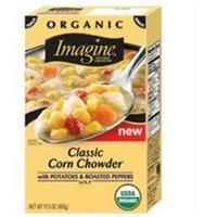 Imagine Foods B01462 Imagine Foods Corn Chowder Classic -12x17.3oz