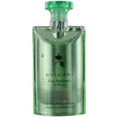 BVLGARI GREEN TEA by Bvlgari for Men and Women: SHAMPOO AND SHOWER GEL 6.7 OZ