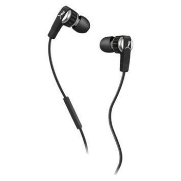 Puma El Diego In-Ear Headphones - Black (PMAD6011)