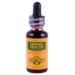 Herb Pharm Dermal Health Compound Liquid Herbal Extract - 1 fl oz