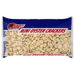 Wessanen Usa Bakers Row Mini Oyster Crackers - 12 Bags (12 oz)