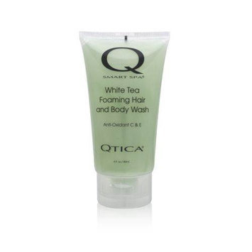 Qtica Smart Spa White Tea Foaming Hair and Body Wash