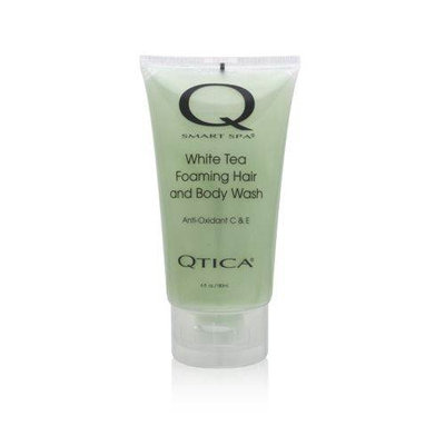 Qtica Smart Spa White Tea Foaming Hair and Body Wash