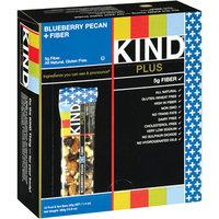 Kind Plus Blueberry Pecan + Fiber Fruit & Nut Bars