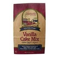 Namaste Foods Cake Mix Vanilla - 26 oz