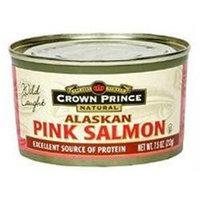 CROWN PRINCE Pink Salmon Low Sodium 7.5 OZ