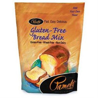 Pamela's Products Bread Mix Gluten Free - 4 lbs