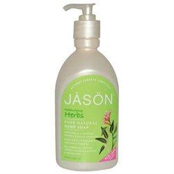 JĀSÖN Satin Soap Liquid Herbal Extracts