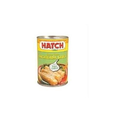 Hatch Farms, Inc. 62063 Hatch Farms Enchilada, Green Chile-rst Garlic -12x15 Oz