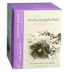 Two Leaves & A Bud Tea Company Two Leaves & A Bud 25505 Jasmine Petal Tea