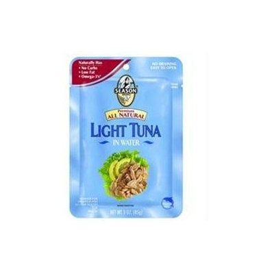 Seasons LIght Tuna In Water - 3 oz