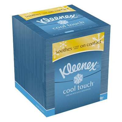 Kleenex Cool Touch Facial Tissues