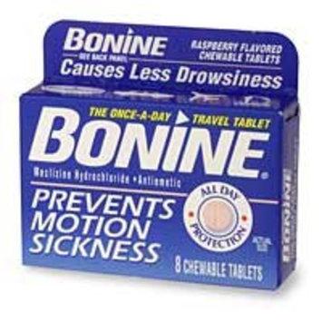 Bonide Bonine Motion Sickness Tablets-Raspberry-16 ct.