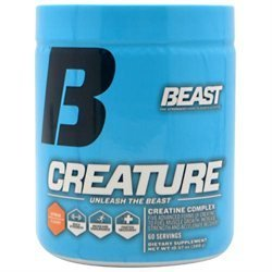Beast Sports Nutrition Creature - Citrus - 300 Grams Powder - Creatine
