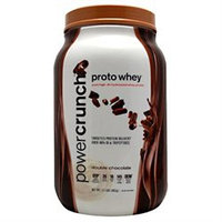 BNRG Proto Whey Powder - Double Chocolate - 2 lbs