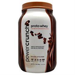 BNRG Proto Whey Powder - Double Chocolate - 2 lbs
