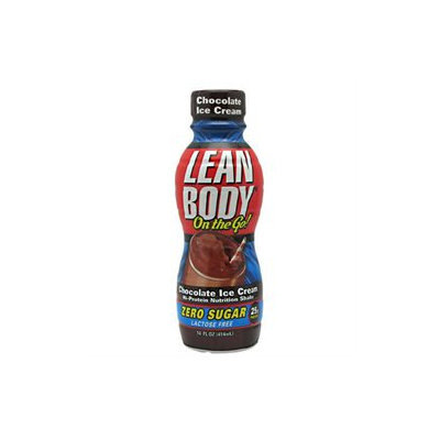 Labrada Nutrition Lean Body On the Go! - Vanilla Ice Cream