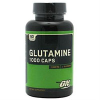 Optimum Nutrition, Inc. Optimum Nutrition Glutamine 1000 Caps - 60 Capsules