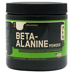 Optimum Nutrition - Beta-Alanine Powder Unflavored - 203 Grams