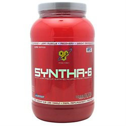 BSN Syntha-6 - 2.91 Lbs. - Chocolate Peanut Butter