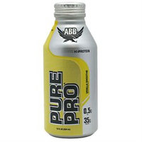 ABB Records ABB Pure Pro - Vanilla Smoothie - 12 Bottles