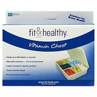 Fit Fresh Vitamin Chest by Fit & Fresh
