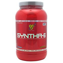 BSN Syntha-6 Protein Powder Banana - 2.91 lbs
