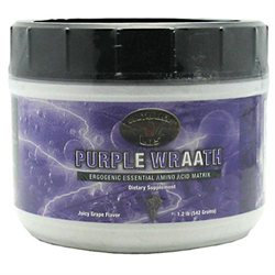 Controlled Labs Purple Wraath Juicy Grape - 1.2 lbs