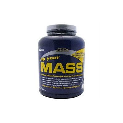 Maximum Human Performance, Inc. Maximum Human Performance Up Your Mass, 5lb, Vanilla