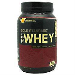 Optimum Nutrition 100% Whey Gold Standard - Banana Cream