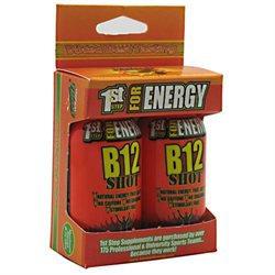 1st Step for Energy Maximum Energy B12 Shot