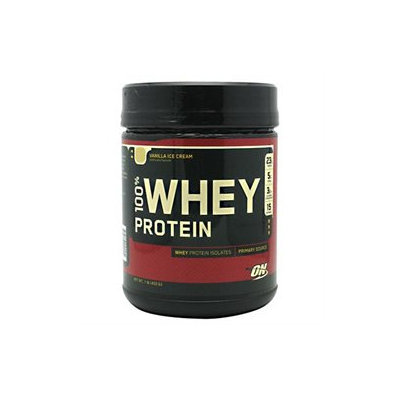 Optimum Nutrition, Inc. Optimum Nutrition 100% Whey Protein Vanilla Ice Cream - 1 lb