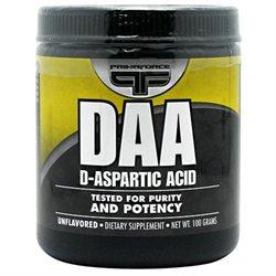 Primaforce D-Aspartic Acid, Unflavored, 100 g