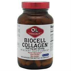 Olympian Labs Biocell Collagen II 100 capsules