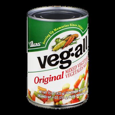 Veg-All Mixed Vegetables Originals
