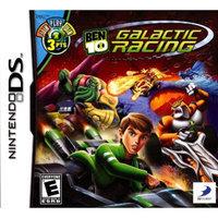 Ben 10 Galactic Racing (Nintendo DS)