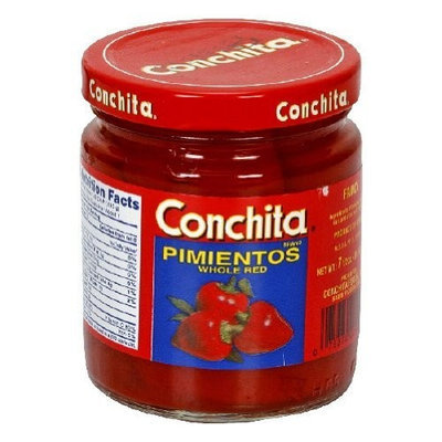 Conchita Foods Pimentos, Fancy Red, 7.50-Ounce (Pack of 12)