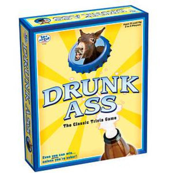Tip O' The Cup Games Drunk Ass Trivia Game Ages 21+
