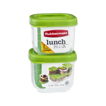 Rubbermaid Lunch Blox - .5 Cup