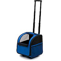 Marshall Pet Products Wheelie Tote for Small Animals, 12.5