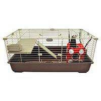 Marshall Pet Products Townhouse II Ground Story Ferret Cage, 20 L X 38 W X 17.5 H