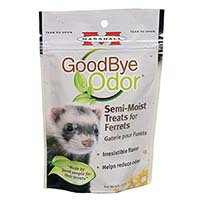 Marshall Pet Products Goodbye Odor Ferret Treats, 2.5 oz.
