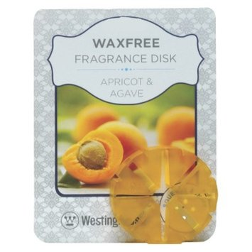 Westinghouse Warmers Apricot Warmer Scents - Clear