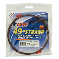 American Fishing Wire 49-Strand 7X7 Leader
