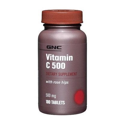 GNC Vitamin C 500