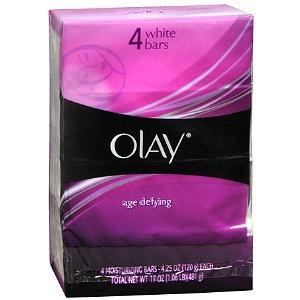 Olay Age Defying Body White Bar