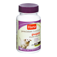 Hartz Precision Nutrition Puppy Multi Vitamins- 100 CT