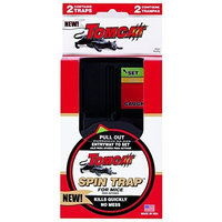 Tomcat Spin Trap for Mice, 2-Pack (Mouse Trap)